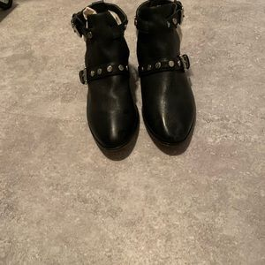 Rebecca Minkoff  studded ankle boots